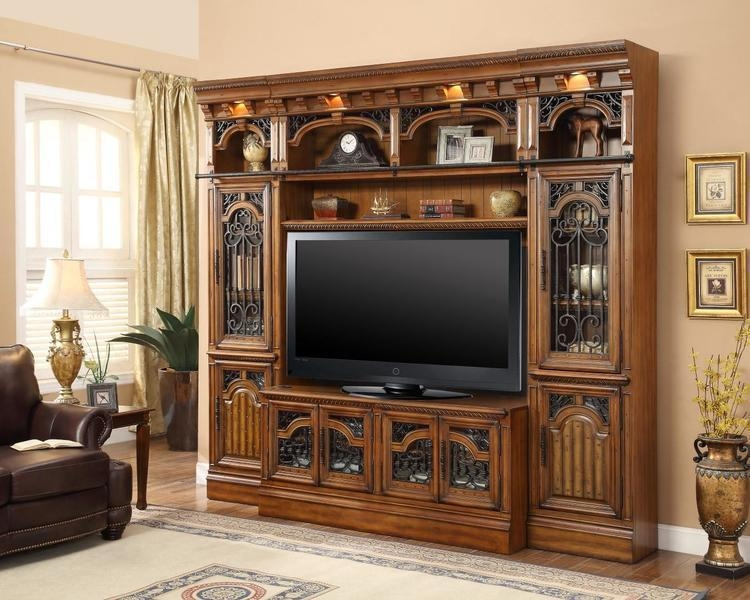 The Barcelona 60 Inch Tv Wall Unit 9264 In 2017 60 Inch Tv Wall Units (Image 14 of 20)
