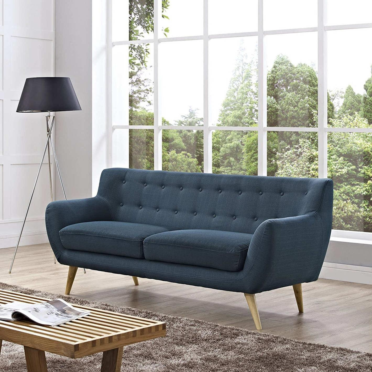 The Best Sofas Under $500 (Plus A Few Under $1000) Throughout Mod Sofas (Image 20 of 20)