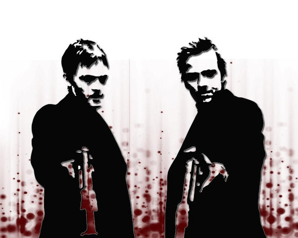 The Boondock Saints Wallpaper 2Digikatdesigns On Deviantart Throughout Boondock Saints Wall Art (View 2 of 20)