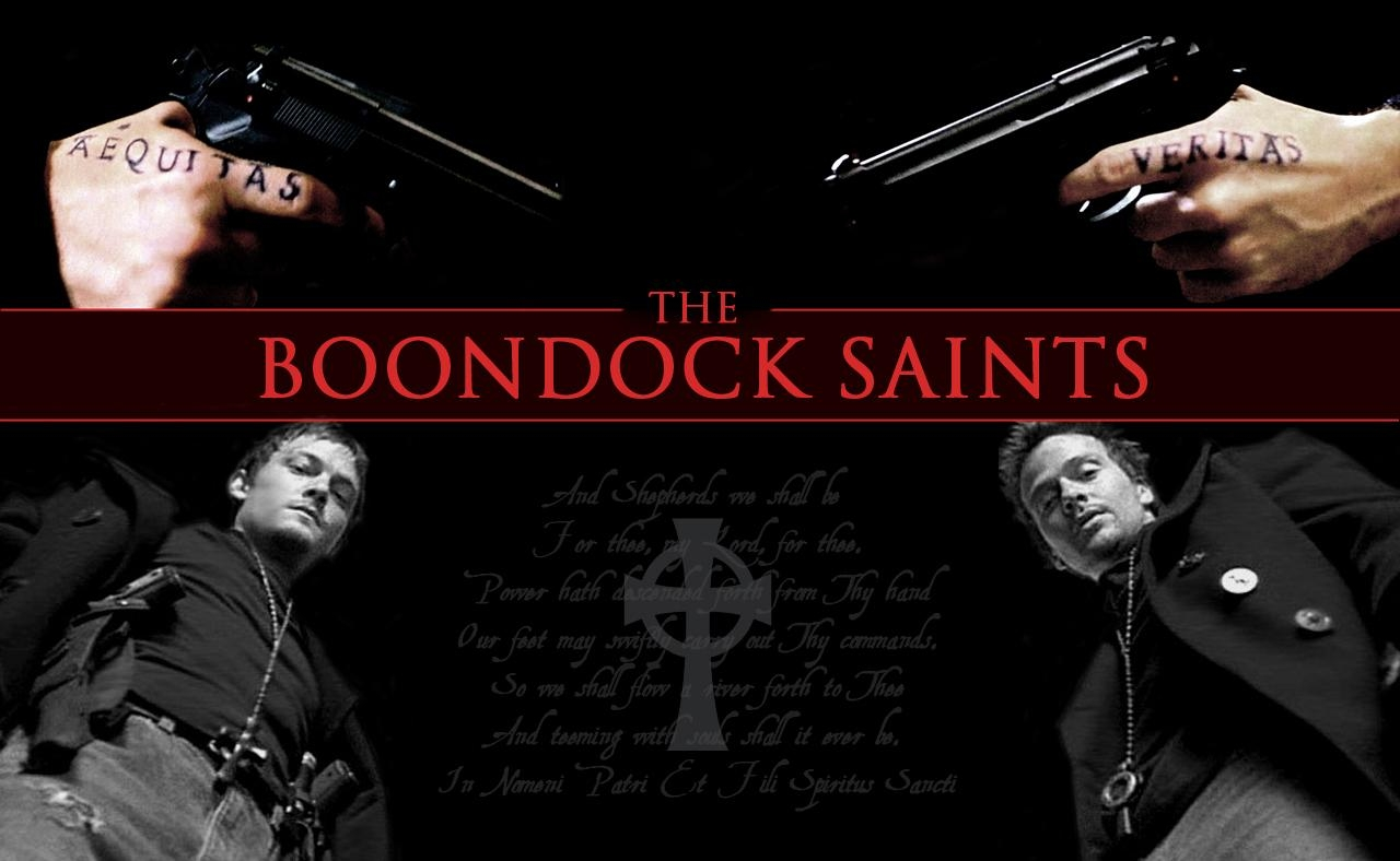 The Boondock Saints Wallpaper And Background | 1280X788 | Id:86083 Throughout Boondock Saints Wall Art (View 17 of 20)