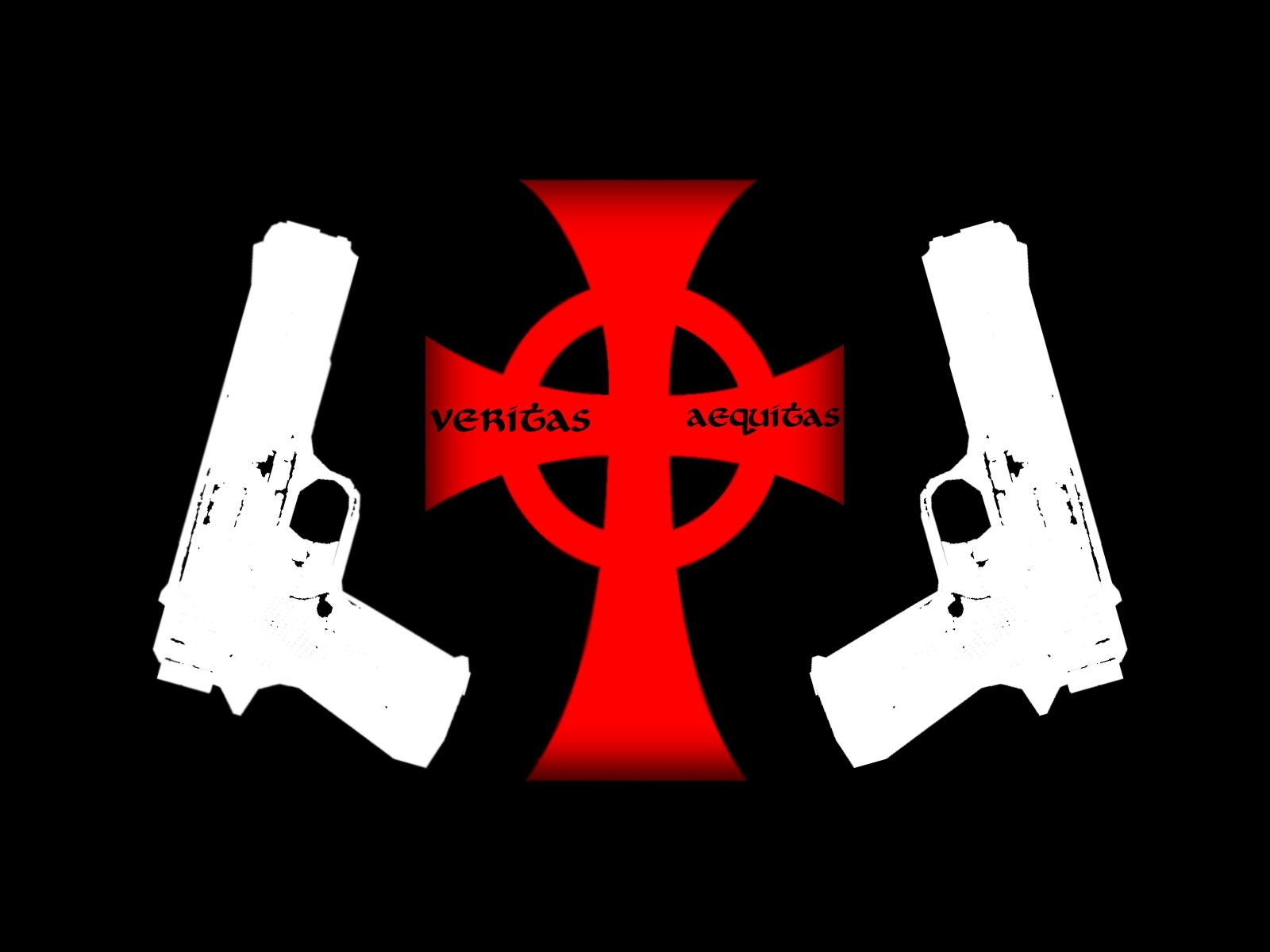 The Boondock Saints Wallpaper And Background | 1600X1200 | Id:214382 For Boondock Saints Wall Art (View 10 of 20)