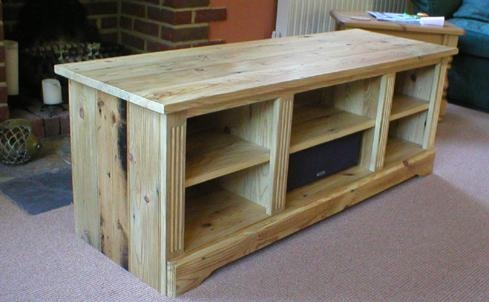 The Coffee Table .co.uk, Pine T.v. And D.v.d. Cabinets (Image 19 of 20)