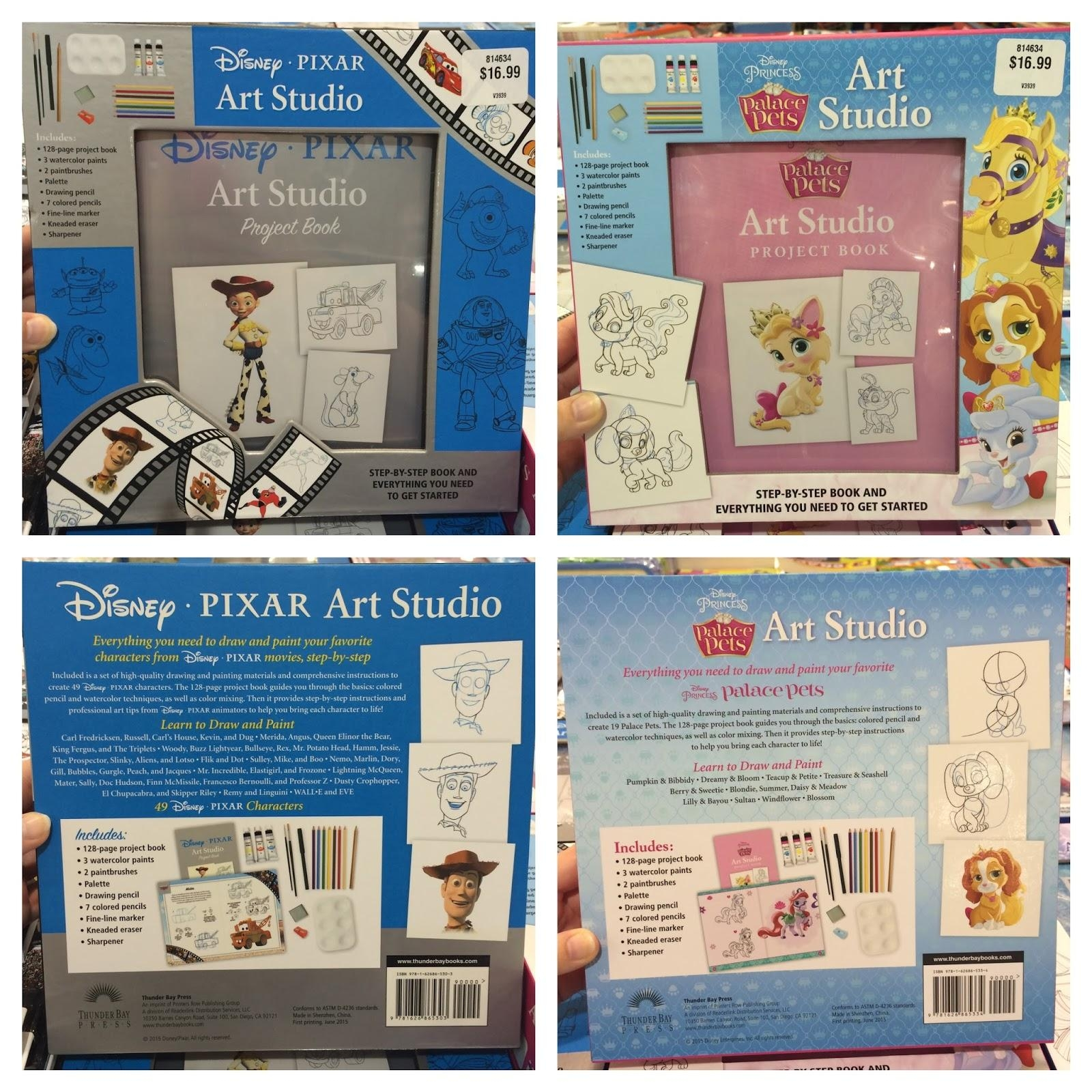 The Costco Connoisseur: Crafting & Coloring With Costco! With Costco Wall Art (Image 17 of 20)