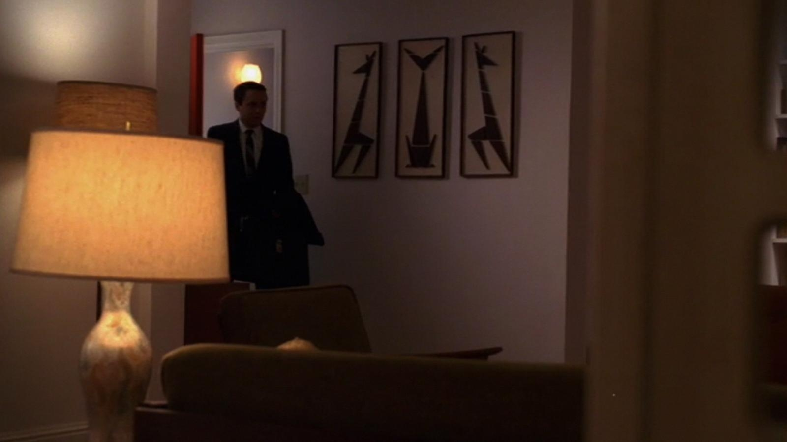 "The Dc Metro Retro: A Little Bit Of ""mad Men"" In My House Regarding Mad Men Wall Art (Image 18 of 20)"