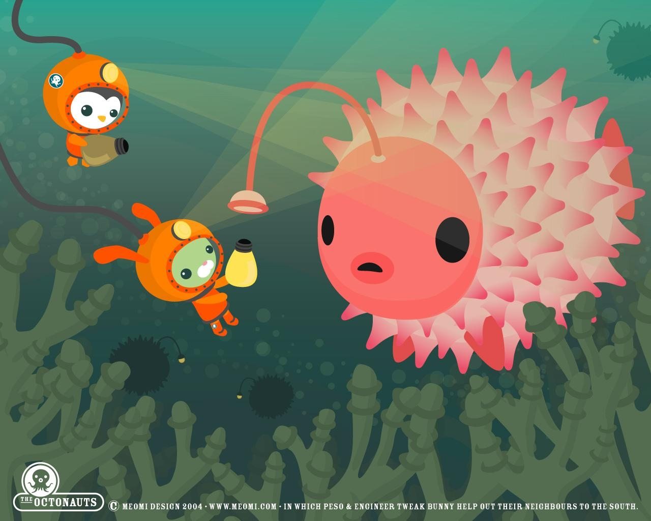 The Octonauts : Activities Throughout Octonauts Wall Art (View 10 of 17)