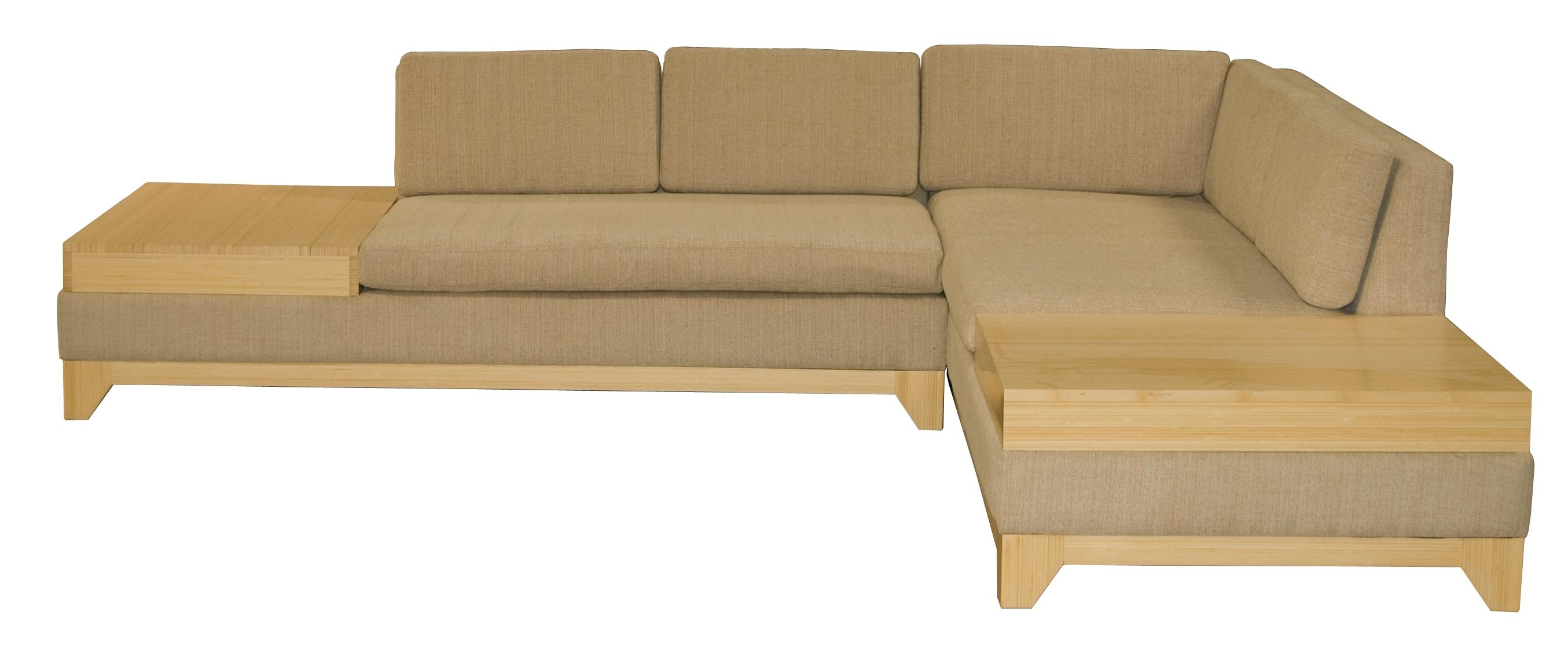 The Sofa Company Offers Customers Green Furnishings For The Home With Bambo Sofas (View 4 of 22)