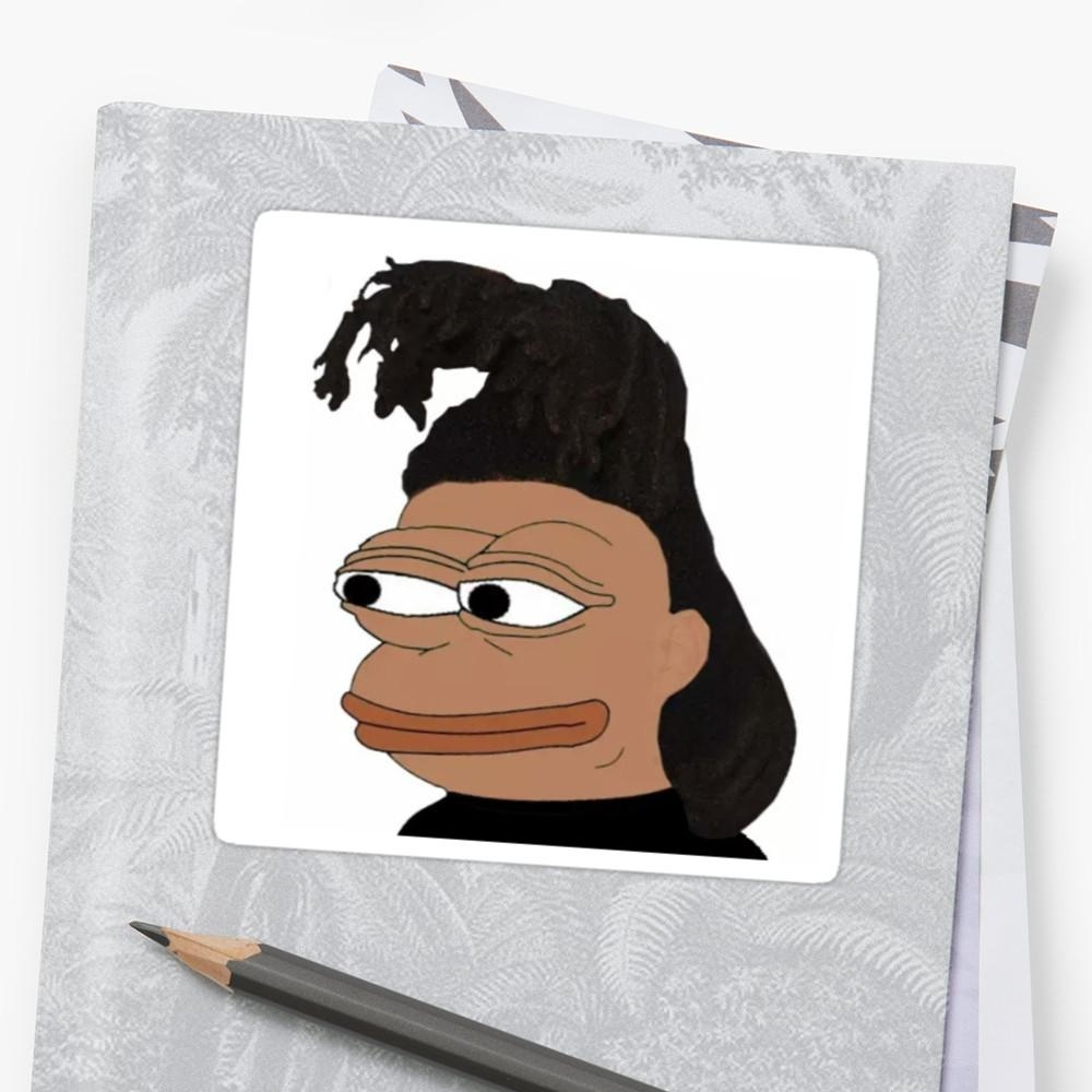 "The Weeknd"" Stickersnojams 