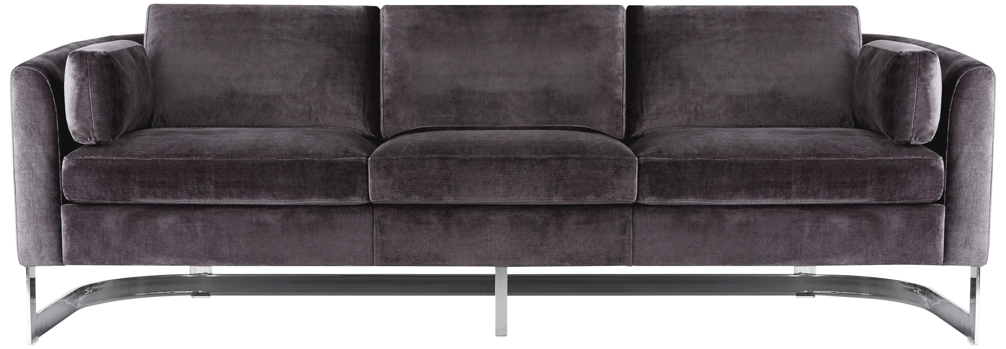 The Well Appointed House – Luxuries For The Home – The Well Throughout Black Velvet Sofas (Image 17 of 20)