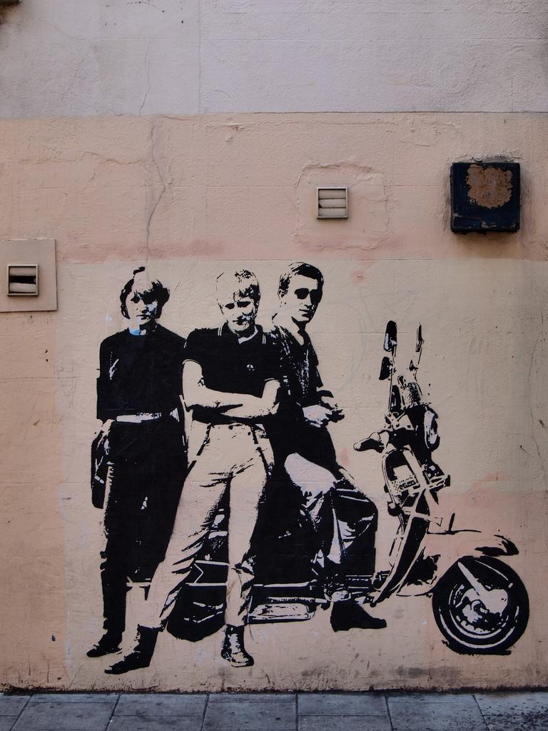 The World's Best Photos Of Art And Quadrophenia – Flickr Hive Mind Throughout Quadrophenia Wall Art (View 10 of 23)