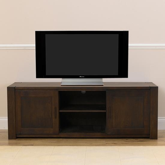 Thinking Of Buying A Dark Wood Tv Stand? Follow These Buyr's Guide Regarding Most Recent Dark Wood Tv Stands (View 3 of 20)