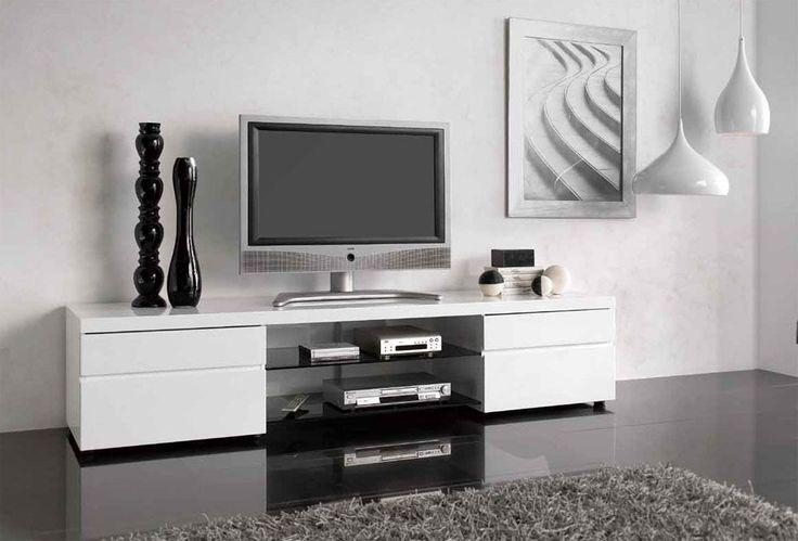 This Modern Tv Stand Will Not Leave You And Your Guests In Most Up To Date Luxury Tv Stands (Image 18 of 20)