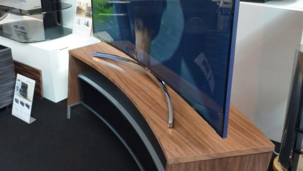 "This Year's Euronics Show ""Our Best Ever,"" Says Off The Wall – Get With Most Up To Date Curve Tv Stands (View 7 of 20)"