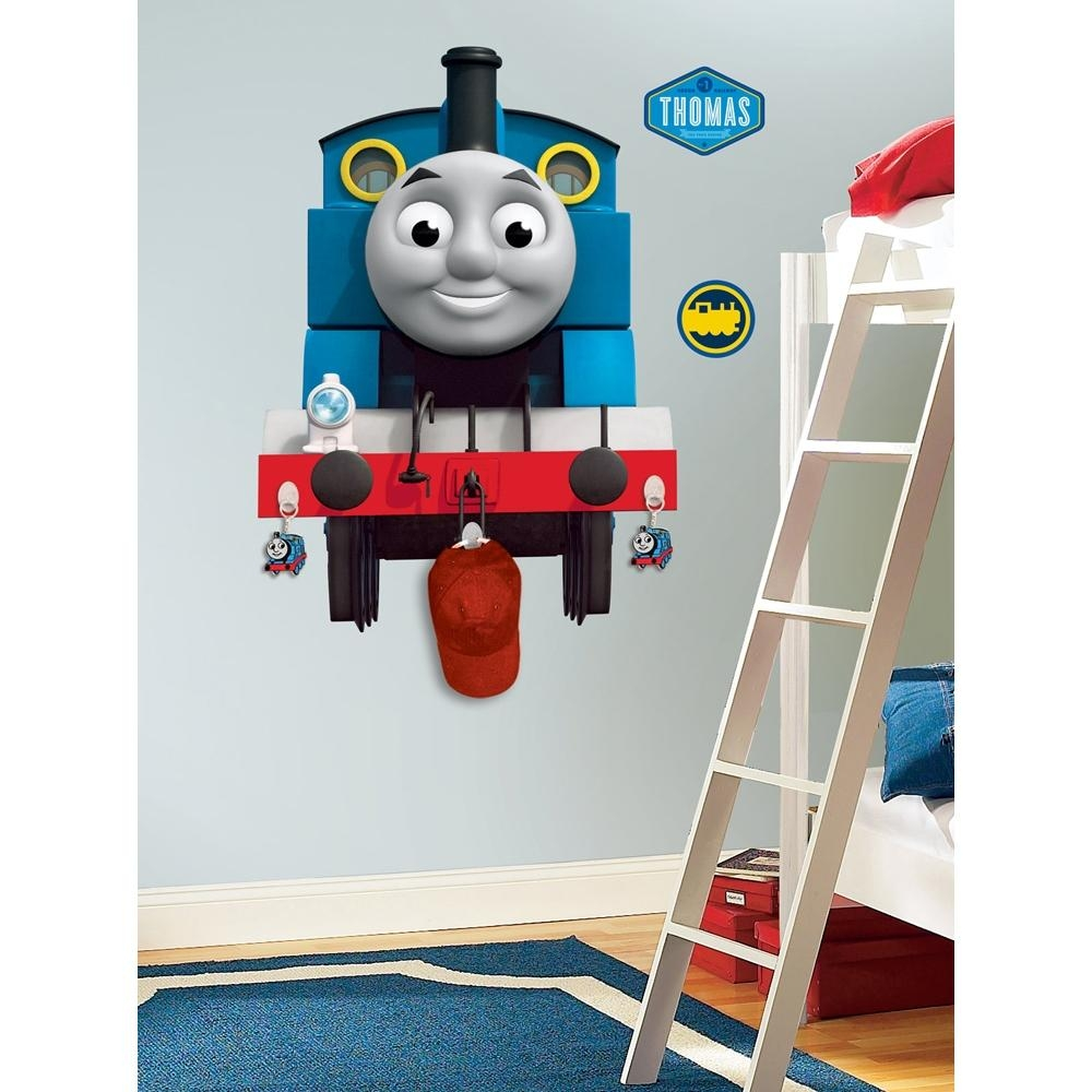 Thomas And Friends Wall Decals Web Art Gallery Thomas The Train Intended For Thomas The Tank Wall Art (Image 11 of 20)