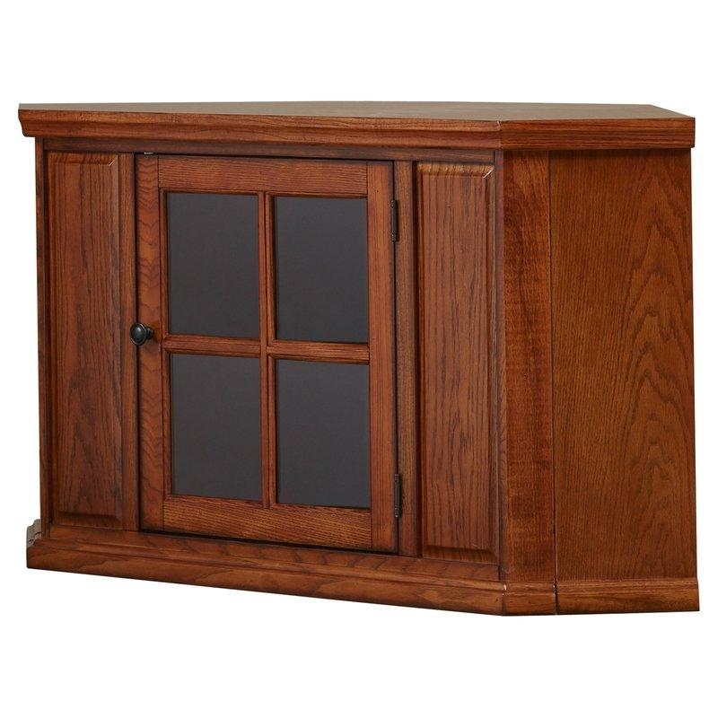Featured Image of Corner Wooden Tv Stands