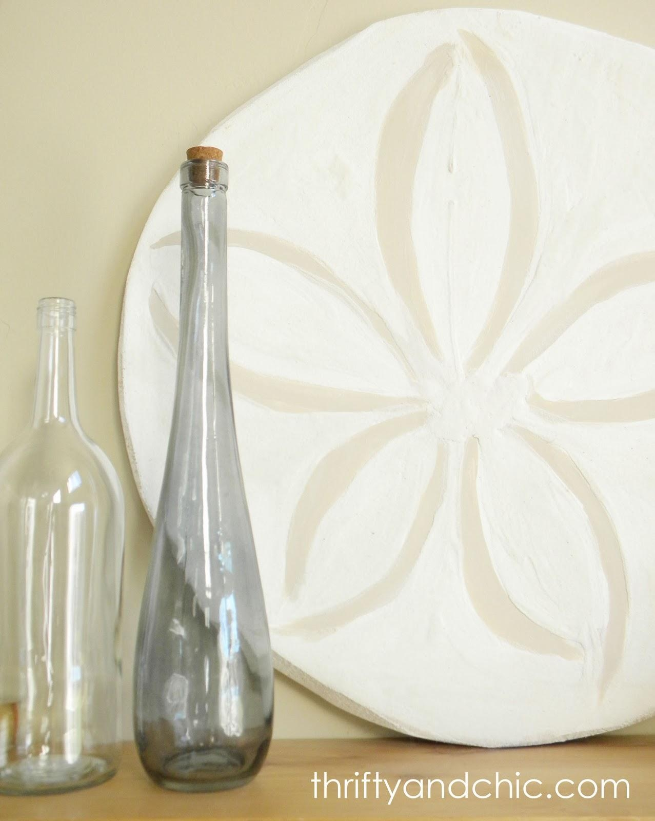 Thrifty And Chic – Diy Projects And Home Decor Inside Sand Dollar Wall Art (View 16 of 20)