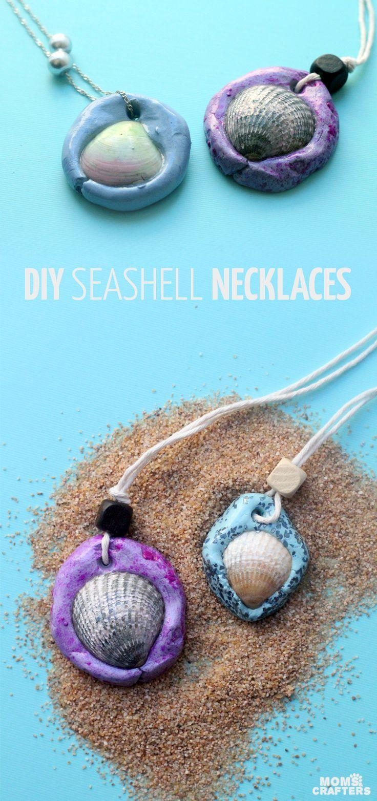 Tips: Seashell Collection | Seashell Crafts | Wall Art With Seashells With  Regard To Wall