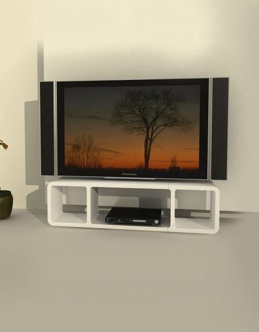 Tm3 – Slim Low Profile Tv Stand | Expand Inside Most Recently Released Compact Corner Tv Stands (View 17 of 20)