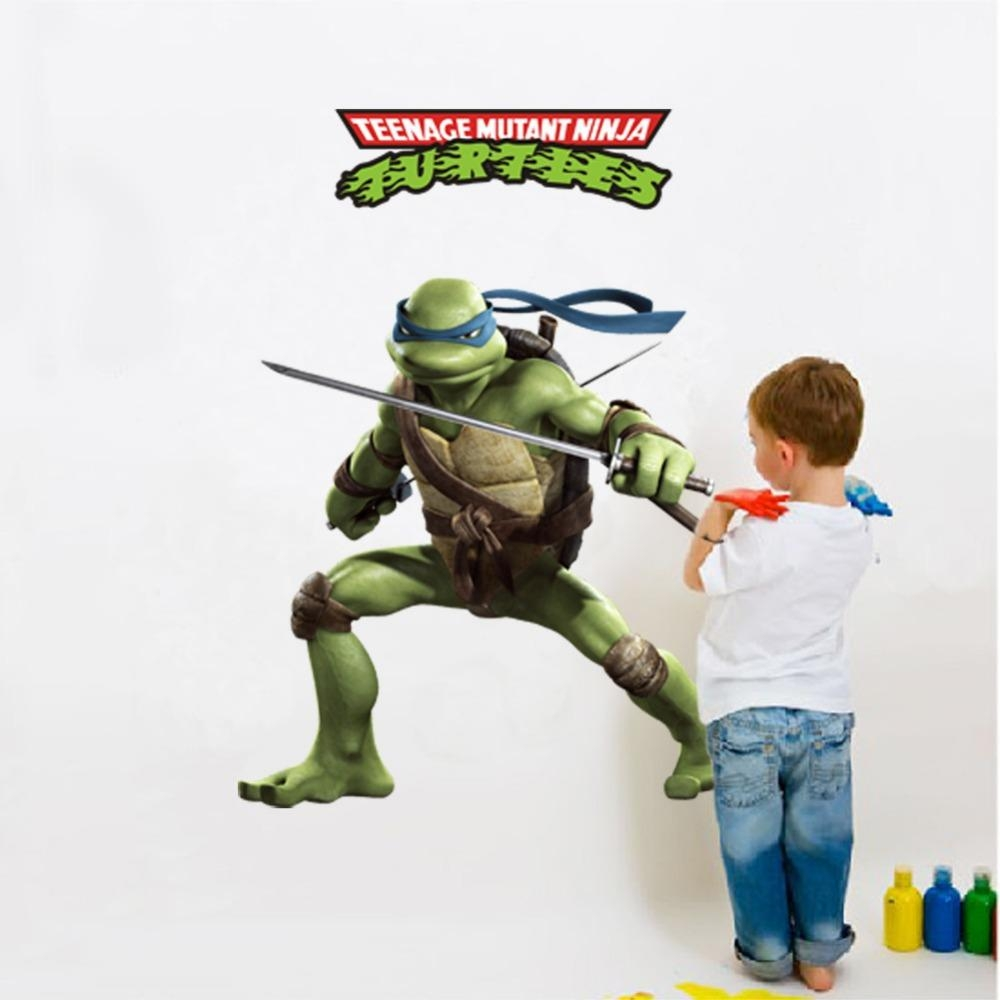 Tmnt Wall Art Reviews – Online Shopping Tmnt Wall Art Reviews On Regarding Tmnt Wall Art (Image 18 of 20)