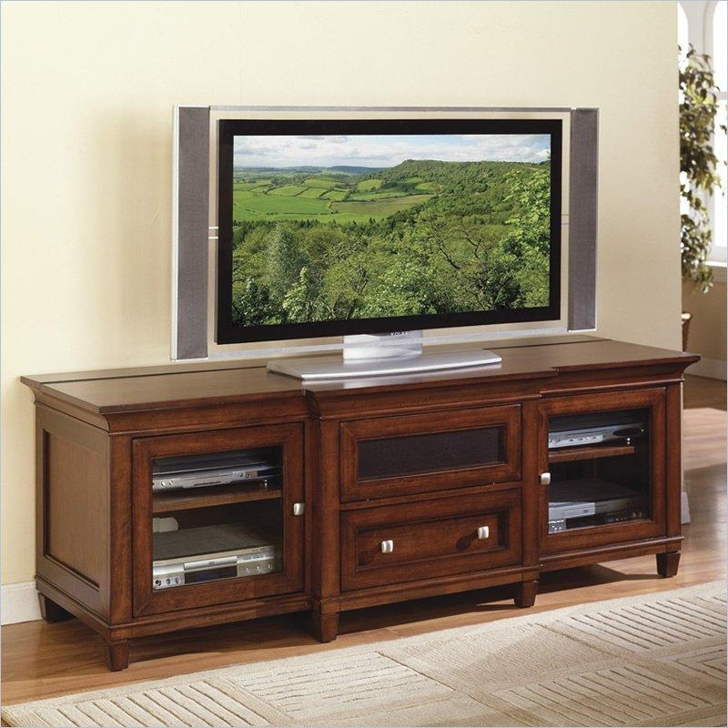 Top 10 Tv Stands Intended For Most Popular Wooden Tv Stands With Doors (View 4 of 20)