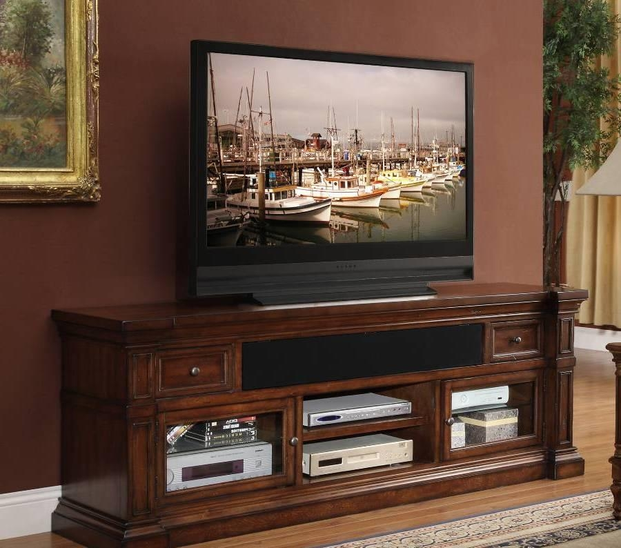 Traditional Cherry Wood Cool Tv Stand : Cool Tv Stand Choices Throughout 2018 Cherry Wood Tv Stands (View 7 of 20)