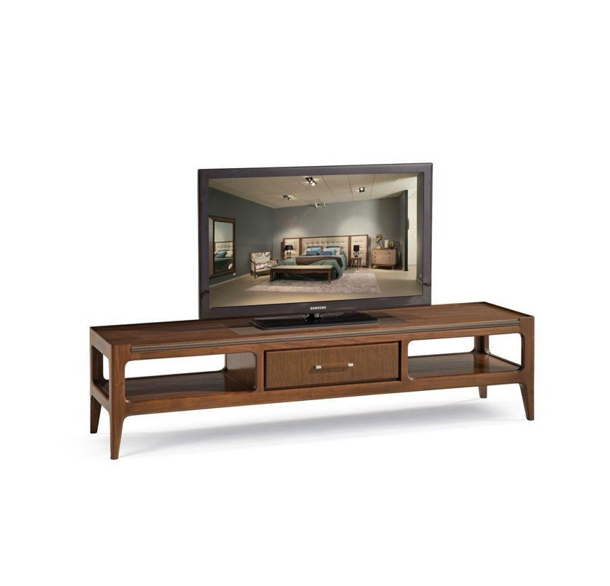 Traditional Tv Cabinet / Oak / Walnut / Plywood – Repertoire In Current Traditional Tv Cabinets (Image 9 of 20)