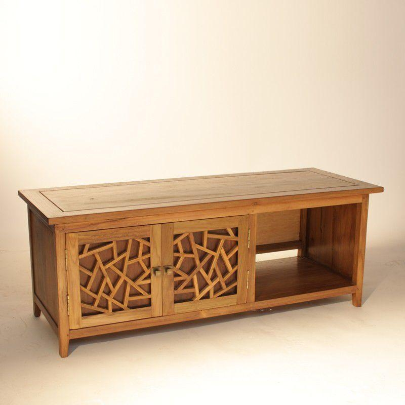 Traditional Tv Cabinet / Wooden – Fta Chi Tv – Matahati Inside Most Popular Traditional Tv Cabinets (View 5 of 20)