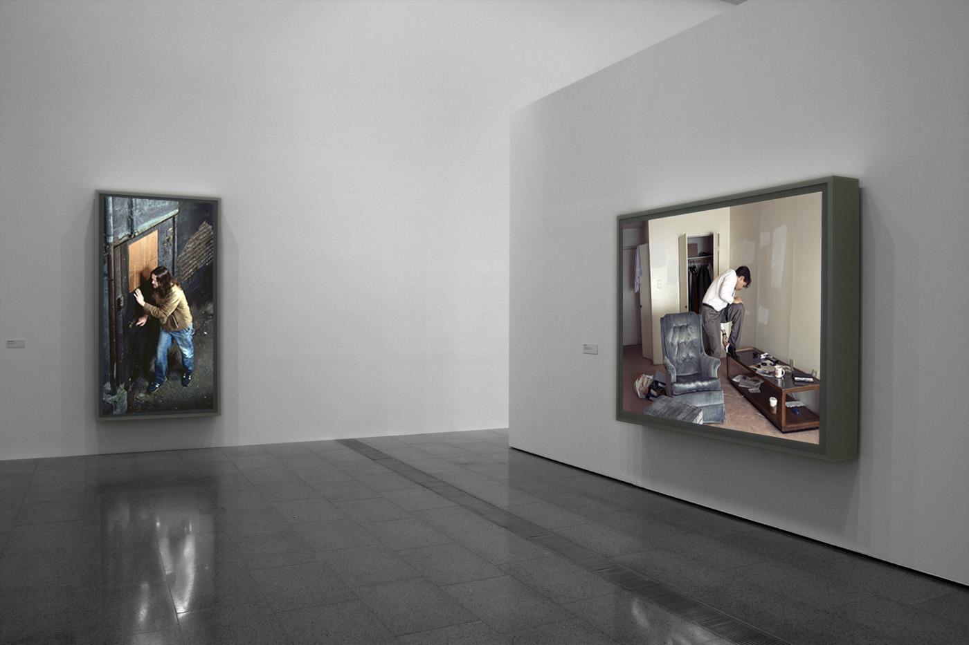 Transparency In Light Box | Art Blart Throughout Wall Light Box Art (View 4 of 20)