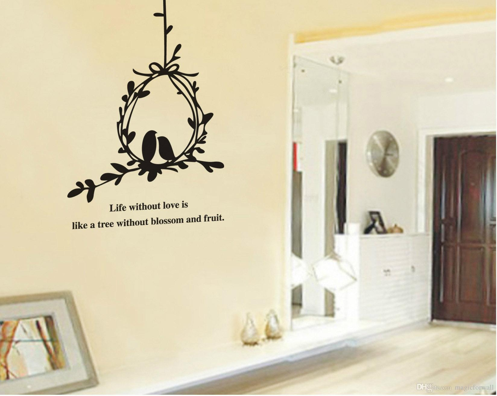 Tree Of Life Wall Sticker | Home Design With Tree Of Life Wall Art Stickers (View 7 of 20)