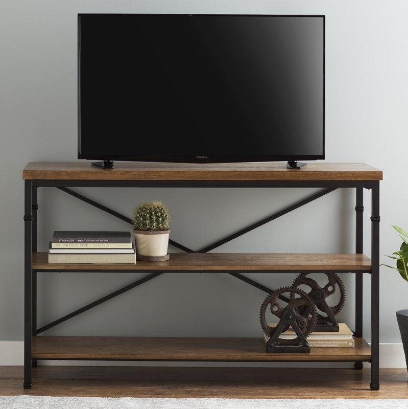 20 Best Collection Of Industrial Tv Stands Tv Cabinet
