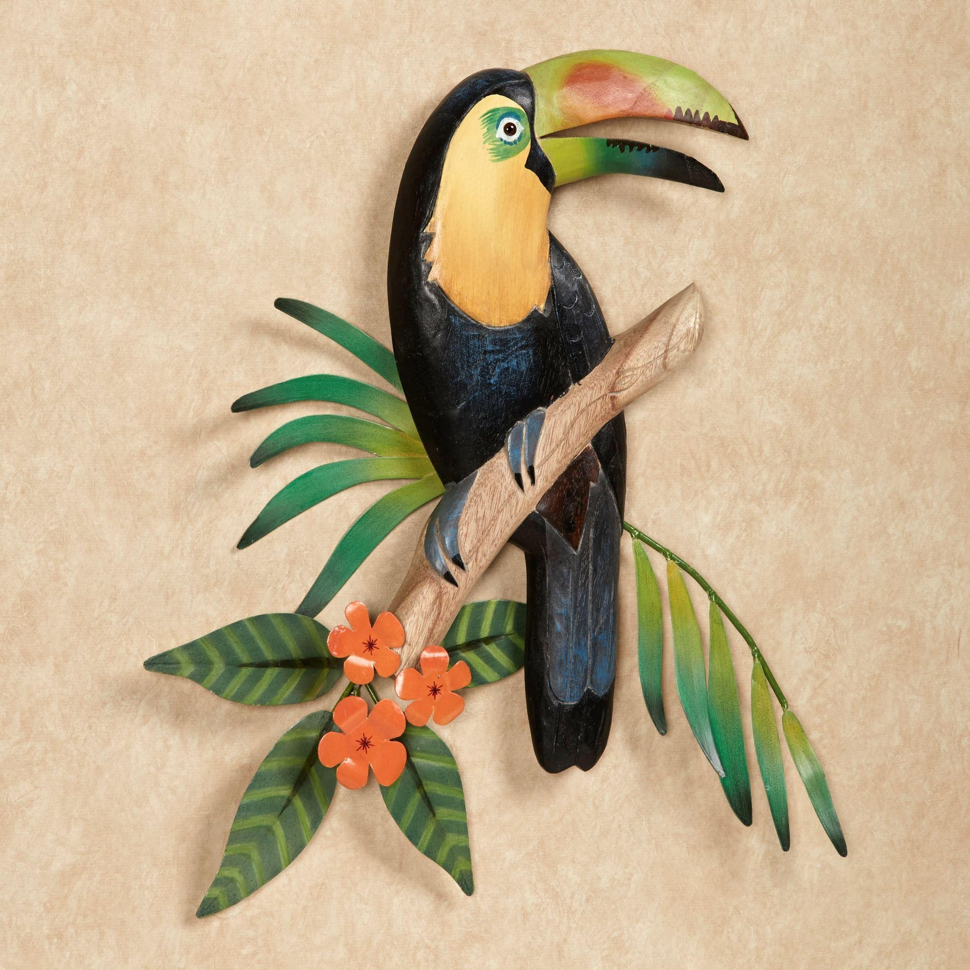Tropical Wall Art | Touch Of Class Throughout Tropical Outdoor Wall Art (Image 9 of 20)