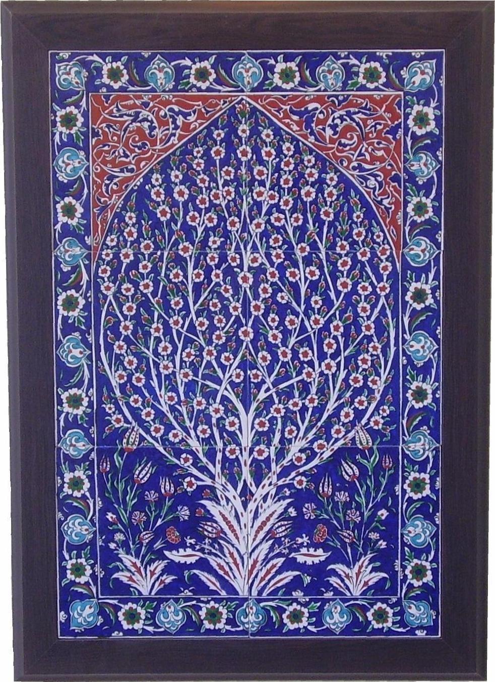 Turkish Art – Wikipedia Inside Turkish Wall Art (View 6 of 20)
