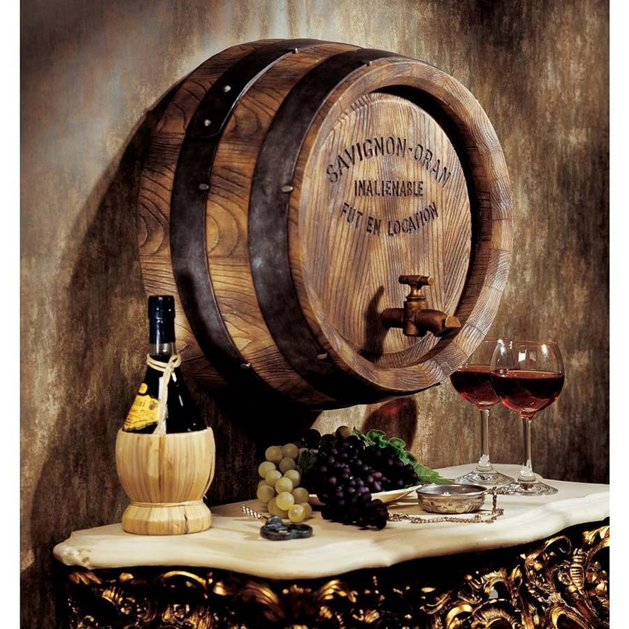 20 Best Ideas Italian Style Metal Wall Art: 20 Collection Of Italian Wine Wall Art