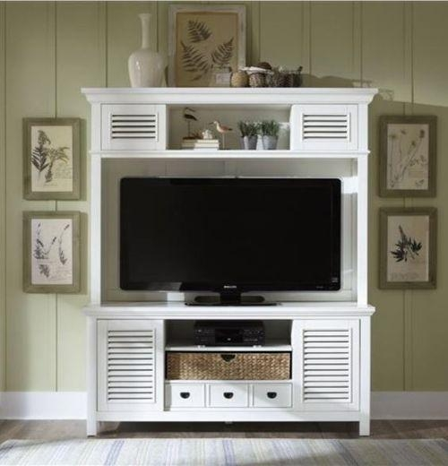 Tv And Entertainment Wall Units Intended For Newest Tv Entertainment Wall Units (Image 12 of 20)