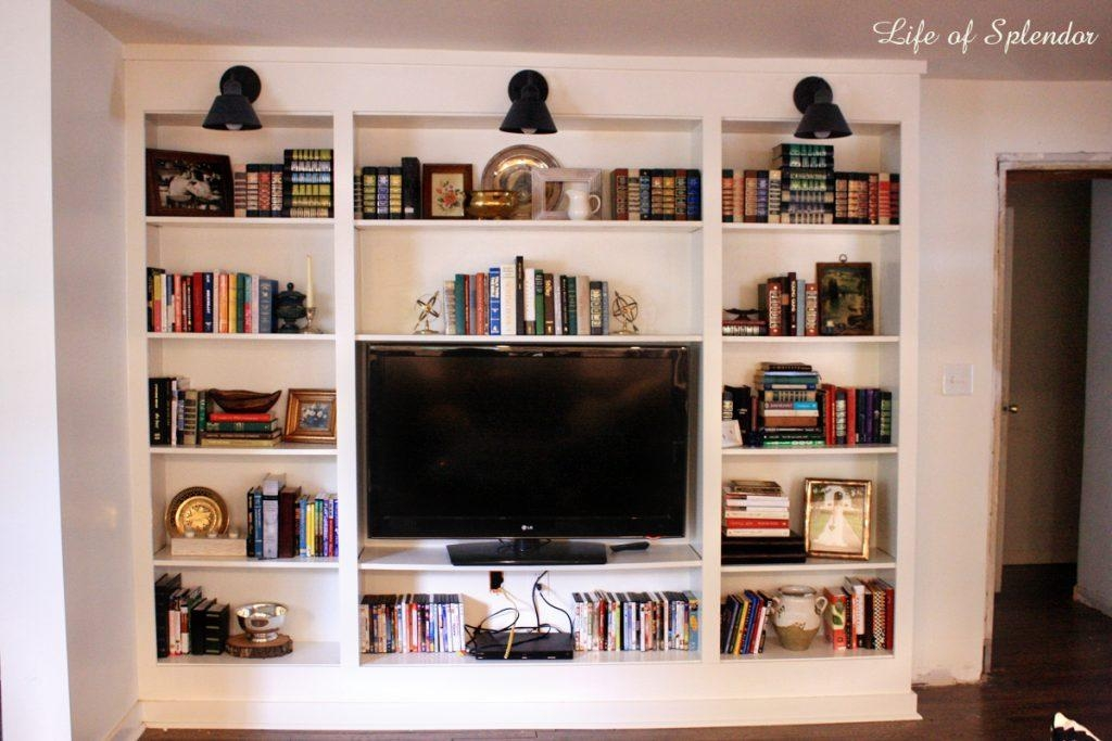 Tv Book Shelf 103 Creative Furniture On Tv Stand Bookshelf With Most Popular Tv Stands And Bookshelf (View 12 of 20)