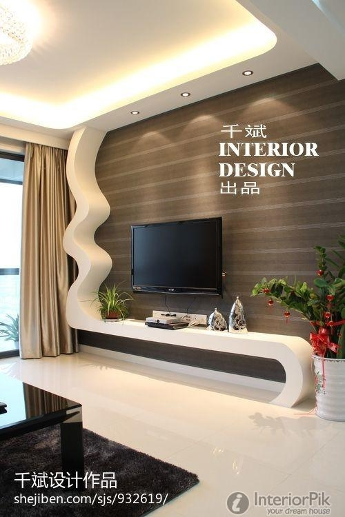 Tv Cabinet Design For Living Room Pueblosinfronteras For Modern With Regard To Most Up To Date Modern Design Tv Cabinets (Image 18 of 20)