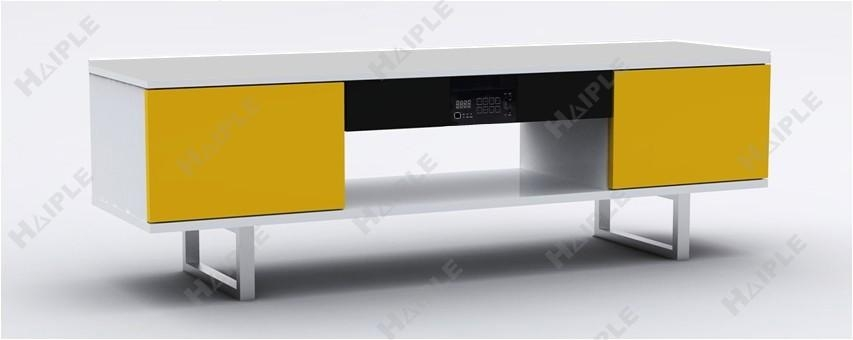 Tv Cabinet With Amplifier Manufacturers,tv Cabinet With Amplifier Inside Newest Yellow Tv Stands (View 6 of 20)