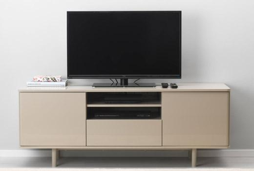 Tv Console Table Ikea – Coalacre Inside Best And Newest Tv Console Table Ikea (View 7 of 20)