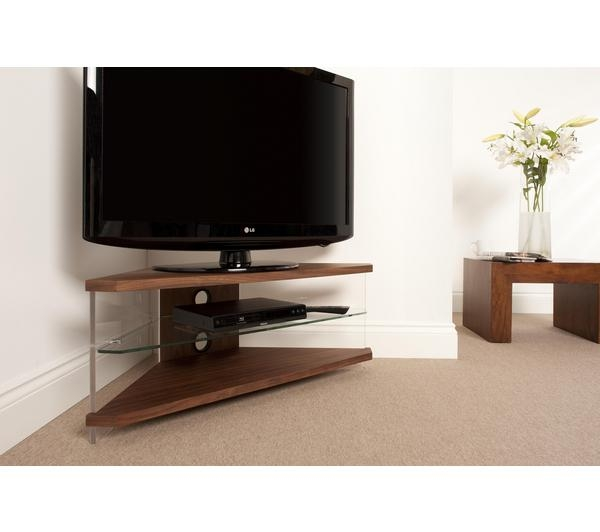 Tv Corner Stand Corner Console Tv Stand Foter (Image 19 of 20)