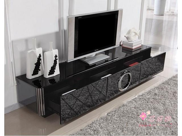 Tv Hanger Picture – More Detailed Picture About Modern Glass Tv With Regard To Most Current Modern Glass Tv Stands (Image 16 of 20)