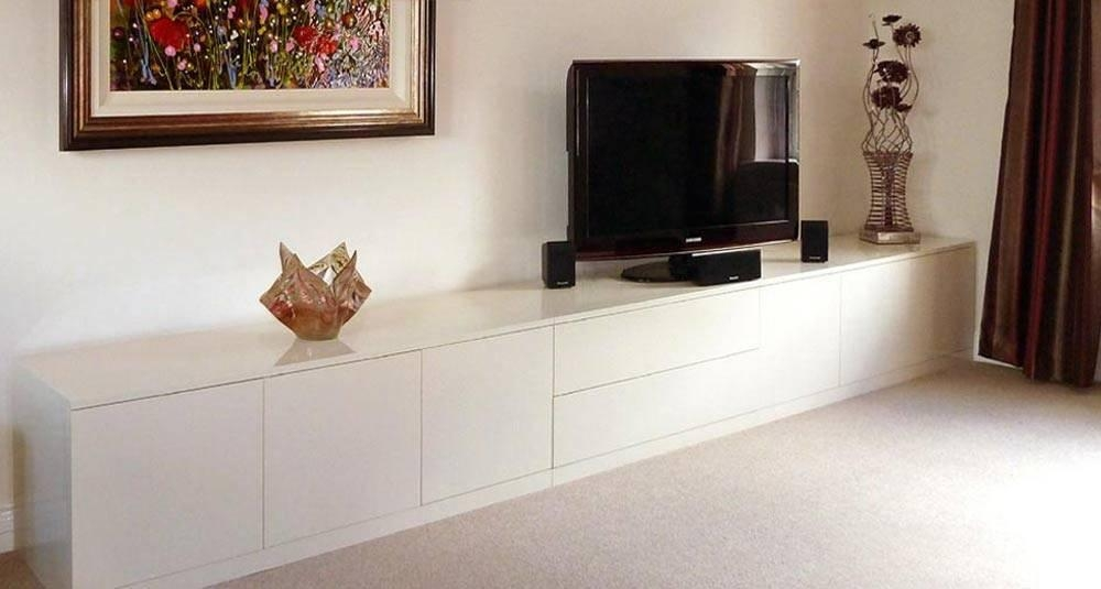 Featured Image of Low Level Tv Storage Units & 20 Top Low Level Tv Storage Units | Tv Cabinet And Stand Ideas