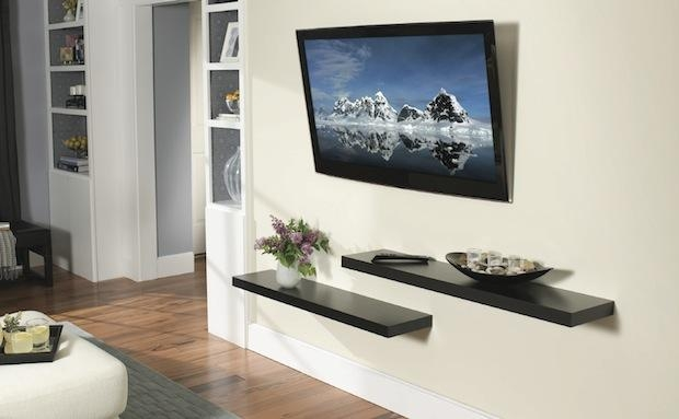 Tv Mounting Within Most Recent Tilted Wall Mount For Tv (View 8 of 20)