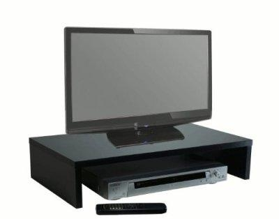 Tv Shelf Riser: Top 6 Best Rated Flat Panel Tv Riser Designs – Tv For Most Current Tv Riser Stand (View 13 of 20)