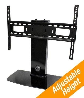 Tv Shelf Riser: Top 6 Best Rated Flat Panel Tv Riser Designs – Tv Within Most Up To Date Swivel Tv Riser (Image 19 of 20)