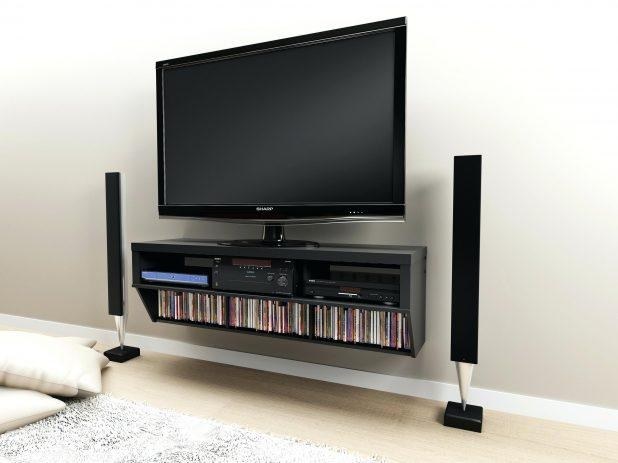 Tv Stand : 37 Wooden Tv Stand 100Cm Wide Rockville 60 Wide Tv Regarding Current Tv Stand 100Cm Wide (View 9 of 20)