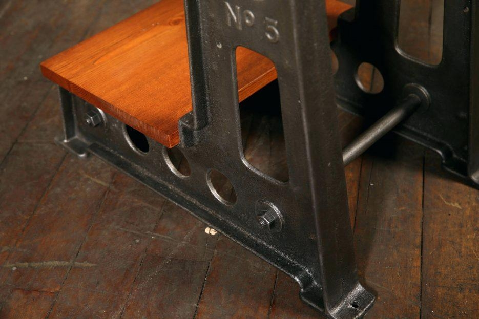 Tv Stand : 56 Tv Stand Design Vintage Industrial Steampunk Cast Within Newest Cast Iron Tv Stands (Image 12 of 20)