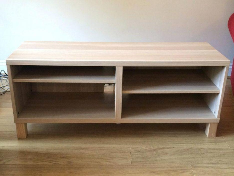 Tv Stand : Alphason Chaplin Adch2000 White Light Oak Tv Cabinet 46 Pertaining To 2018 Oak Veneer Tv Stands (Image 18 of 20)