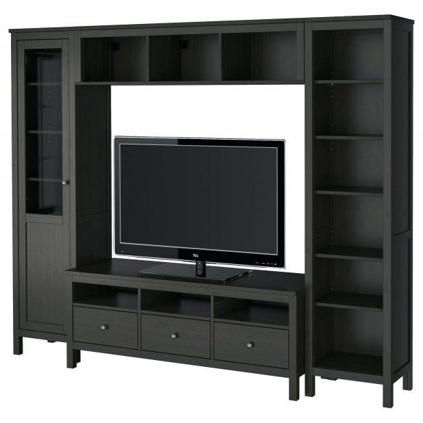 Tv Stand: Amazing Black Tall Tv Stand Design (View 18 of 20)
