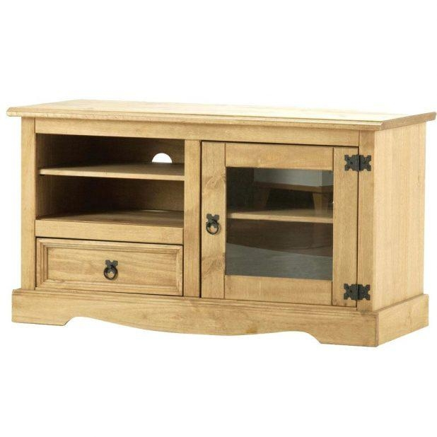 Tv Stand: Amazing Solid Pine Tv Stand Design (Image 18 of 20)