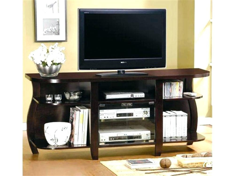 Tv Stand ~ Ashley Furniture W684 48 Hodgenville Tall Extra Large With Recent 24 Inch Tall Tv Stands (Image 17 of 20)