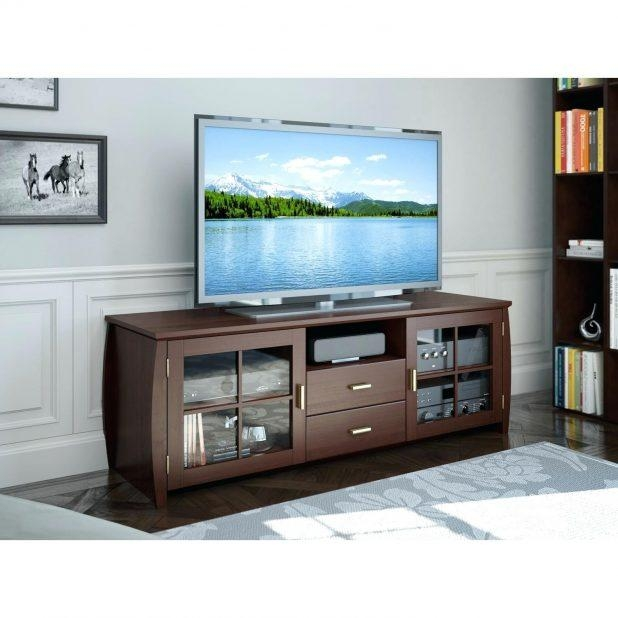 Tv Stand: Awesome Expresso Tv Stand Design Furniture (Image 19 of 20)
